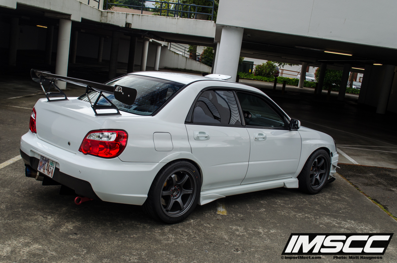 2004 subaru wrx sti style shift 2014 imscc competitor import meet. Black Bedroom Furniture Sets. Home Design Ideas